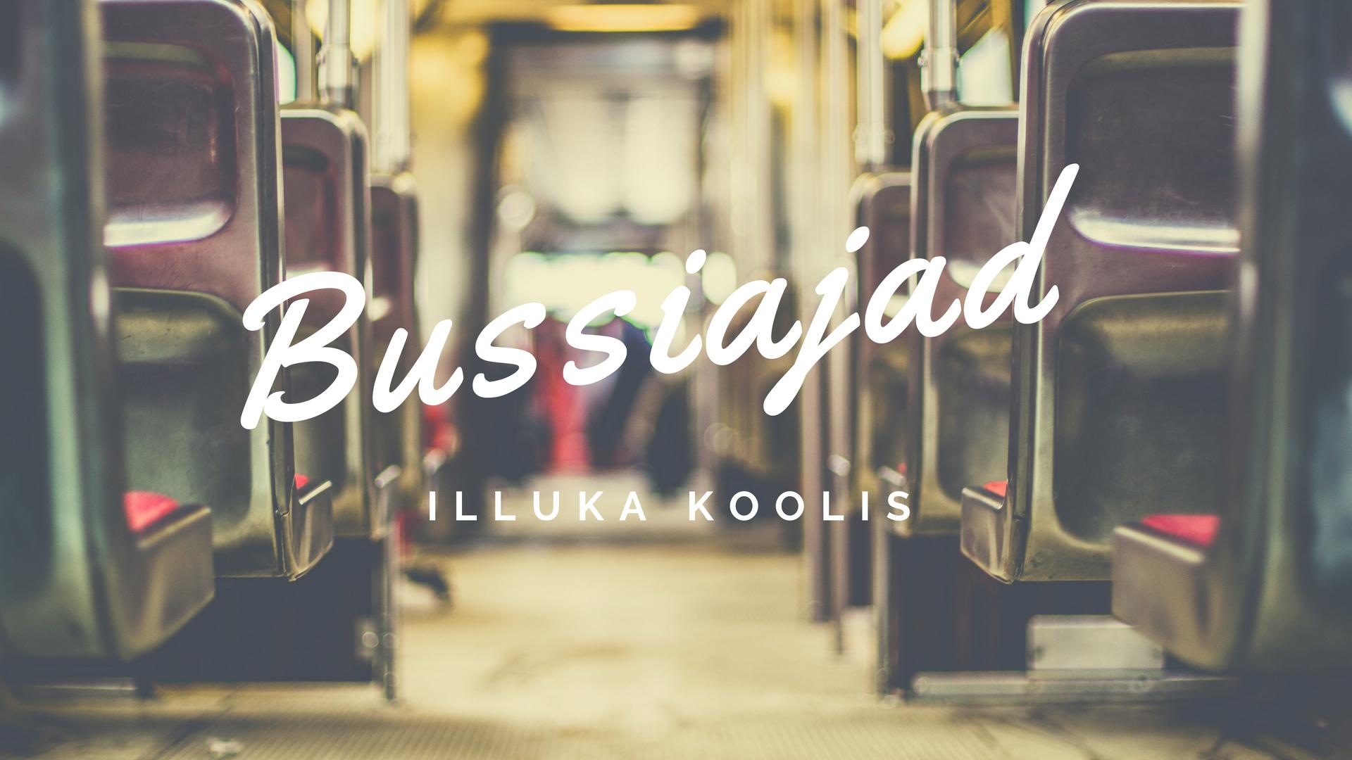 Bussiajad