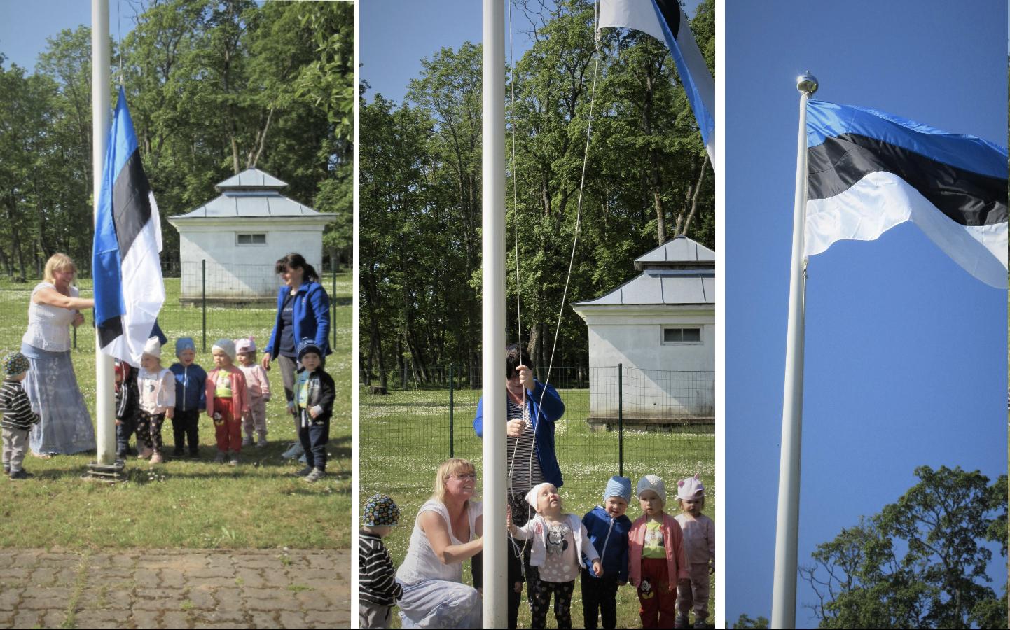 Eesti lipu päev lasteaias