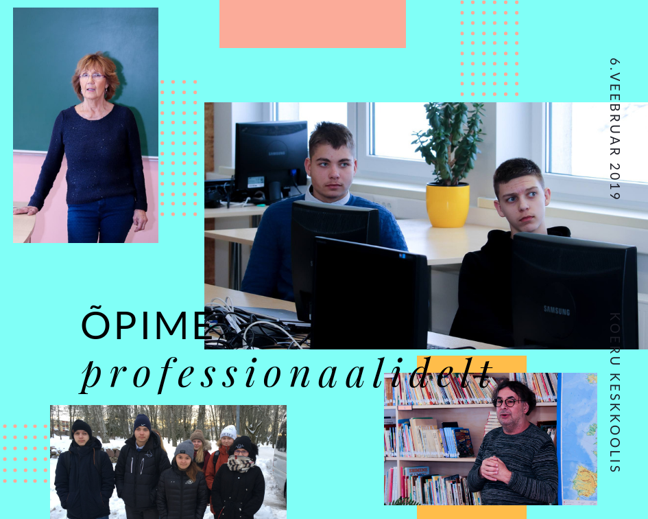 Õpime Professionaalidelt 2019