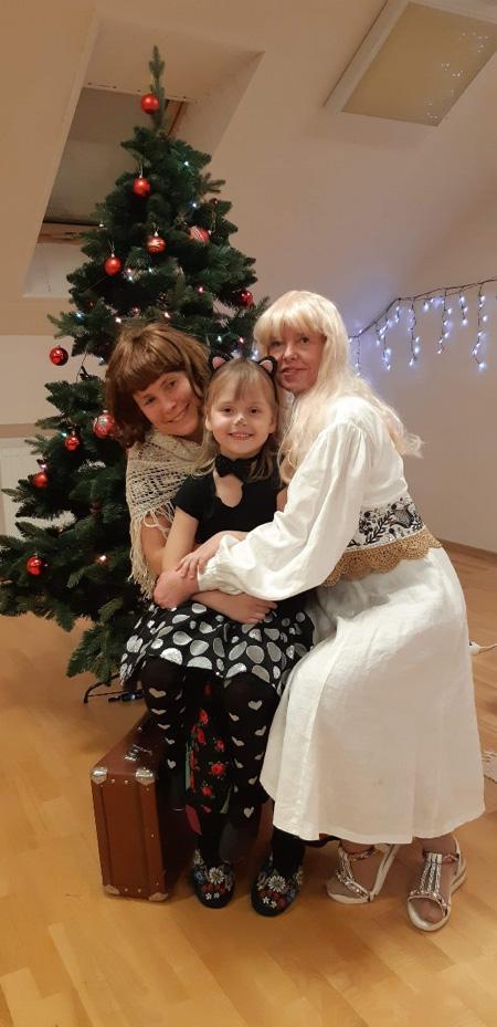 Naerupallide jõuluõhtu